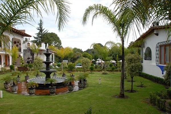 """Hotel """"El Rebozo"""", Valle de Bravo"""